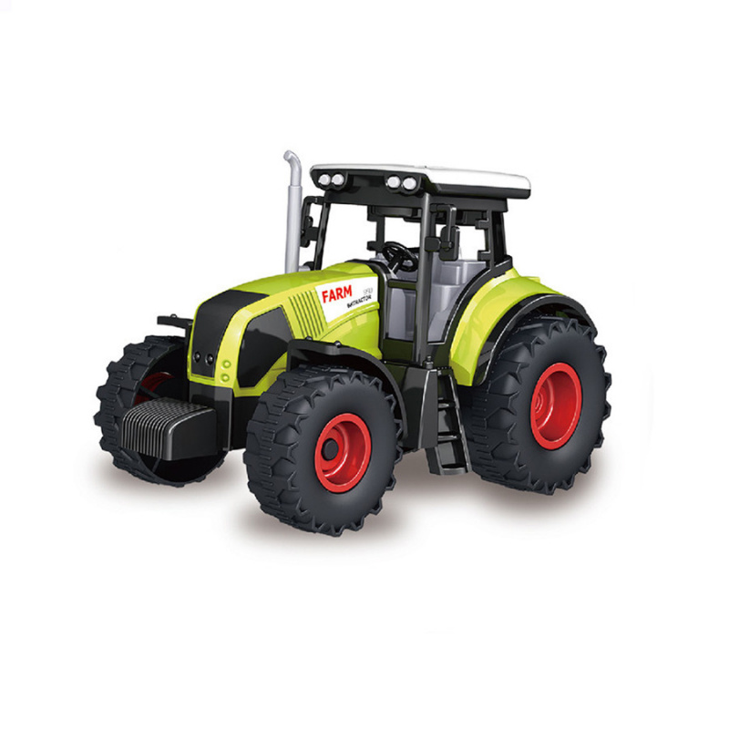 Traktor so zvukom a svetlom