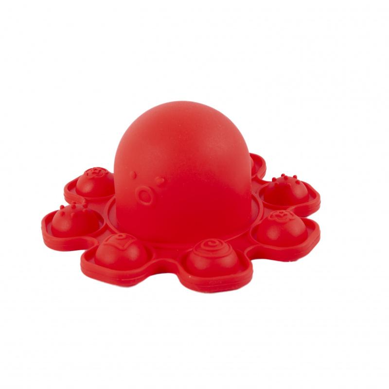 POP IT chobotnice 9 bublin