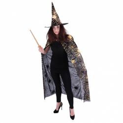 plášť + klobúk čarodejnícky, dospelý