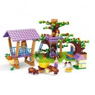 stavebnice AUSINI dívčí módní svět stromové hry 413 dílů