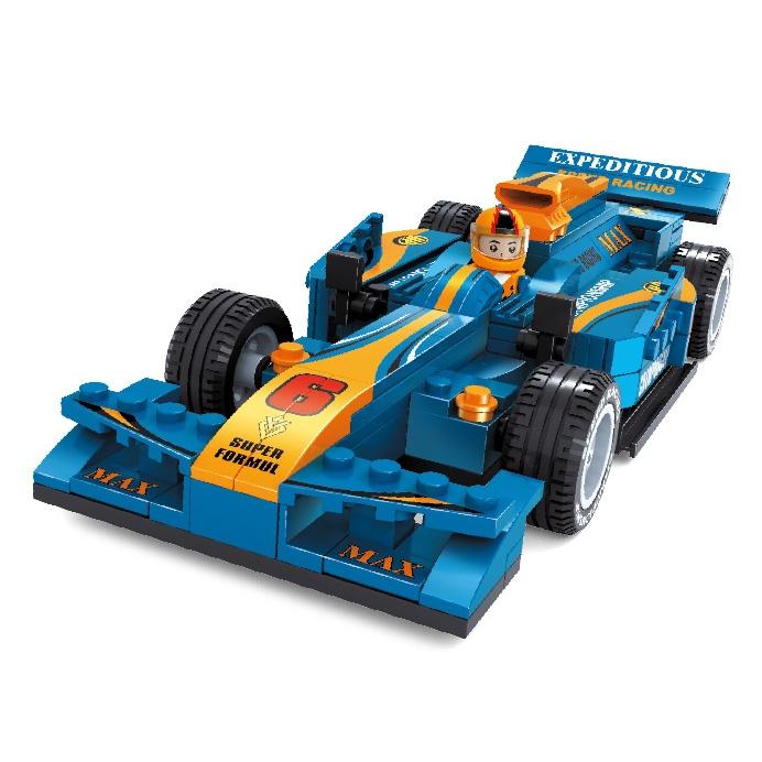 stavebnice AUSINI závodní formule 192 díků