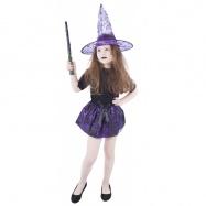 Sukně pavučina,klobouk halloween