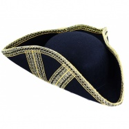 klobouk pirátský, dospělý