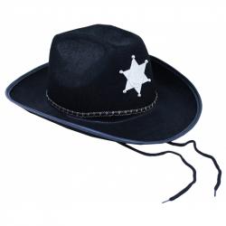 Klobúk šerif pre dospelých