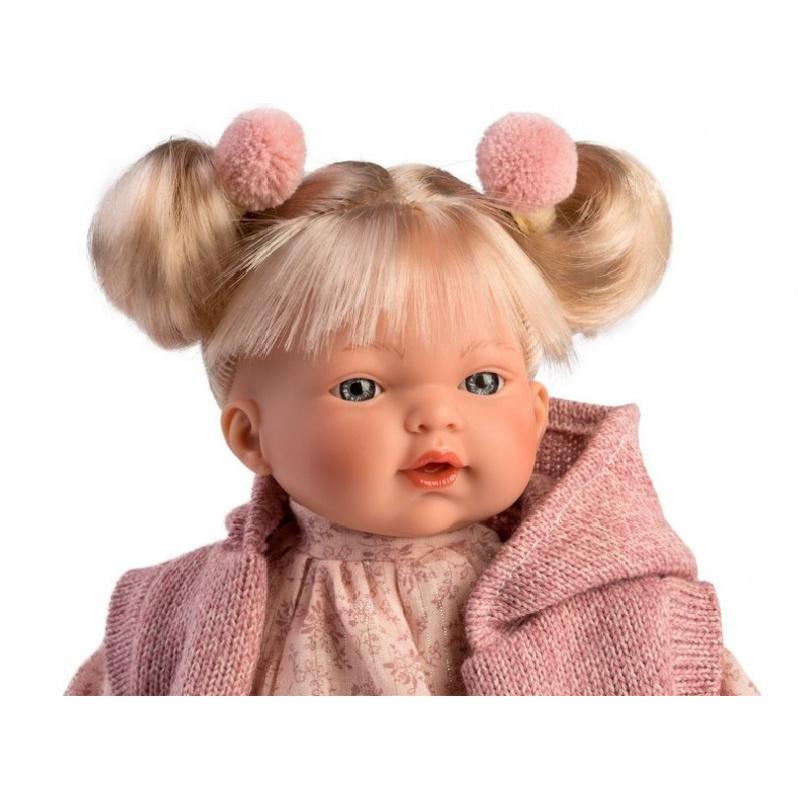 ARIANA - realistická panenka se zvuky 33 cm