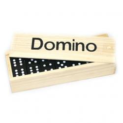hra Domino, drevené
