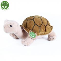 Plyšová korytnačka Agáta, 25 cm, ECO-FRIENDLY