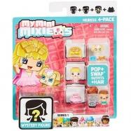 Figurka Mattel My Mini MixieQs 4 ks