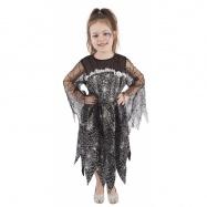 Karnevalový kostým čarodějnice/halloween, vel. M