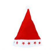 Čepice vánoční  blikající