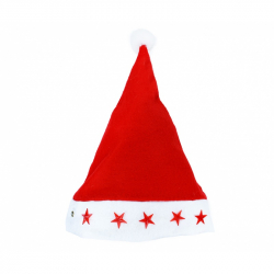Čiapka vianočná blikajúca