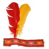čelenka indiánska Rybana