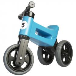 TEDDIES Rowerek Funny Wheels New Sport 2w1 nośność 50 kg, 18m+ – niebieski