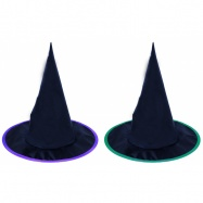 klobouk čaroděj,hall, dětský, 2 druhy