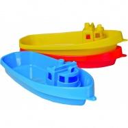 loď plastová 40 cm 3 barvy