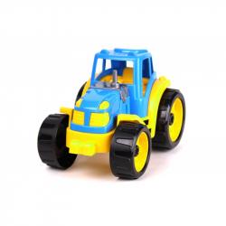 traktor plastový 25 cm