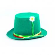 klobúk vodník, dospelý