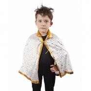 3d33b75ba9dd karnevalový kostým plášť princ biely