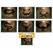 vousy, 6 druhů
