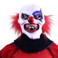 maska klaun / halloween /