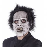 maska zombie s vlasmi