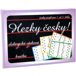 Hra Hezky česky, elektrická