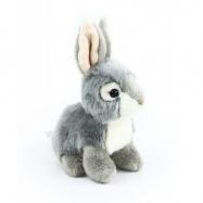 plyšový zajac, 3 druhy, 16 cm