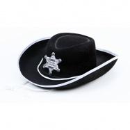 1be2ae649 klobúk kovbojský, dospelý