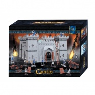 hrad skládací v krabici