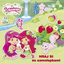 Album obrázkové Strawberry Hraj sa so samolepkami