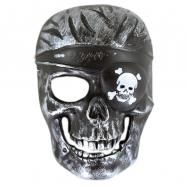 maska kostra pirát, dětská