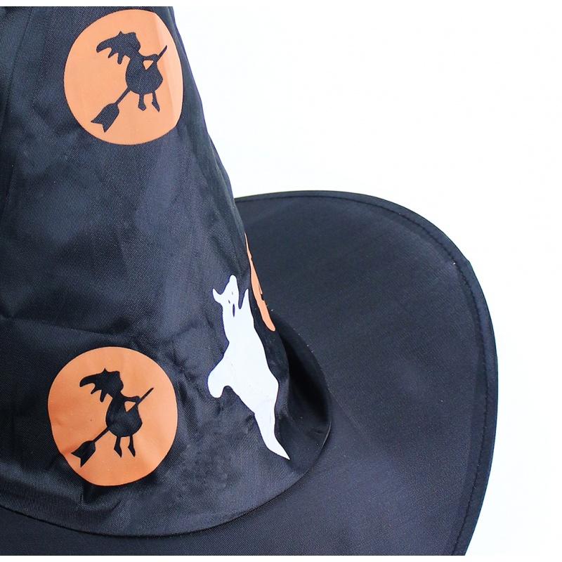 e378a715a klobúk čarodejnícky / halloween detský