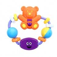 chrastítko medvídek 2 druhy