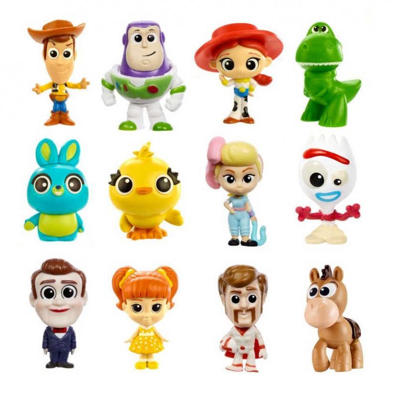 Figúrky Mattel Disney Príbeh hračiek / Toy Story