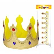 koruna královská na suchý zip