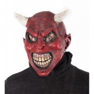maska čert/ďábel