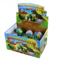 dinosaurus maxi rastúce vo vajci