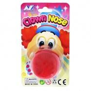 Nos klaun pěnový