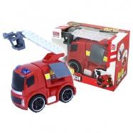 Auto hasiči se zvukem, světlo