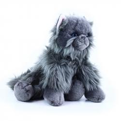 Plyšová kočka perská sedící 30 cm