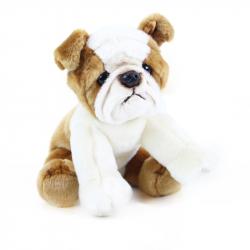 Pluszowy Pies Bulldog 30 cm