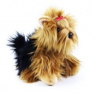 Rappa pluszowy pies yorkshire terrier 30 cm