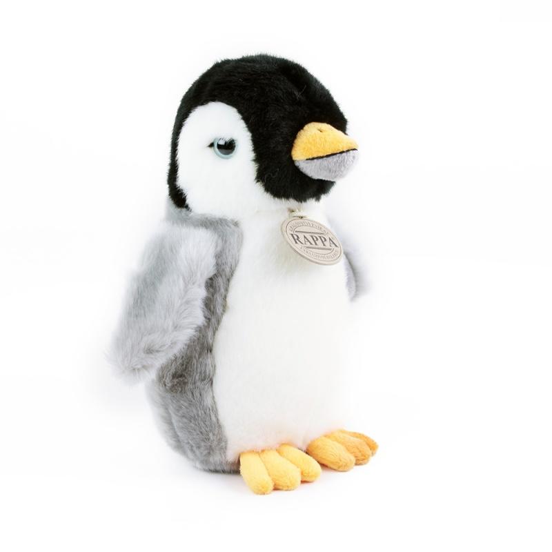 plyšový tučňák stojící, 20 cm