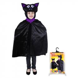 Karnevalový plášť, netopýr