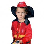 Karnevalový kostým hasič / požiarnik