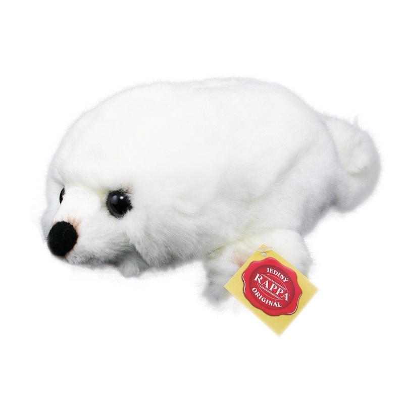 plyšový tuleň, 23 cm