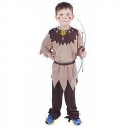 karnevalový kostým indián, veľ. S
