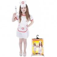 Karnevalový kostým sestřička, vel. M