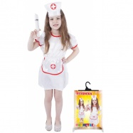 Karnevalový kostým sestřička, vel. S