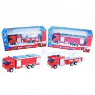 Auto hasiči, 2 druhy